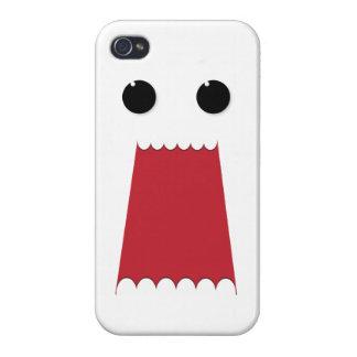 caso lindo del iphone 4 de Halloween iPhone 4 Carcasas