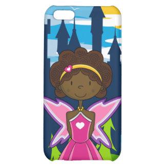 Caso lindo del iphone 4 de la princesa del cuento