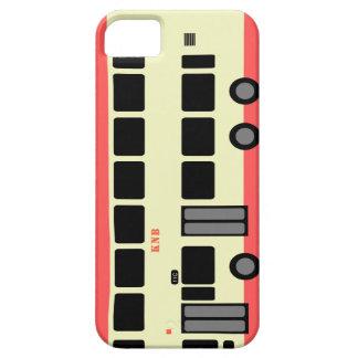 Caso lindo del iPhone 5 del autobús Funda Para iPhone SE/5/5s