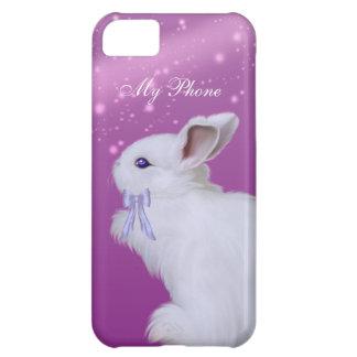 Caso lindo del iPhone 5 del conejo