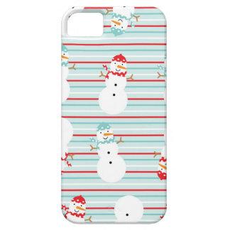 Caso lindo del iPhone 5 del diseño del invierno Funda Para iPhone SE/5/5s
