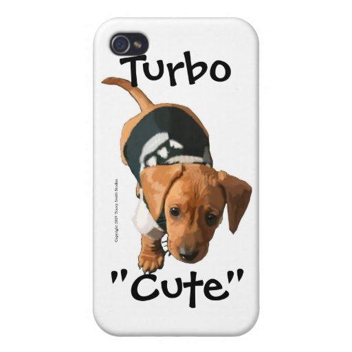 """Caso """"lindo"""" del iPhone de Turbo por los estudios  iPhone 4 Fundas"""