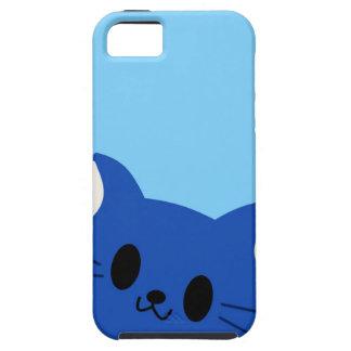 Caso lindo del iPhone del gato del gatito iPhone 5 Fundas