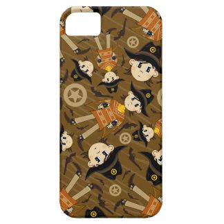 Caso lindo del iphone del vaquero del poncho funda para iPhone SE/5/5s