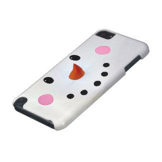 Caso lindo del tacto 5G de iPod de la cara del muñ Funda Para iPod Touch 5G