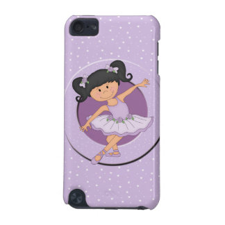 Caso lindo del tacto de IPod de la bailarina 2 de  Funda Para iPod Touch 5G