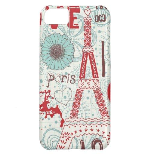 Caso lindo del teléfono de París I