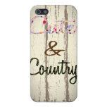 Caso lindo y del país Iphone5 iPhone 5 Cárcasa