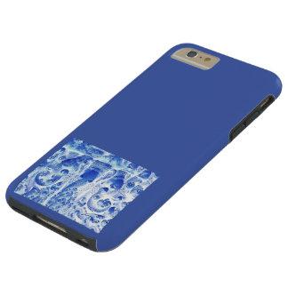 CASO LISO DE LOS ELEFANTES IPHONE 6 DE GANESH FUNDA PARA iPhone 6 PLUS TOUGH