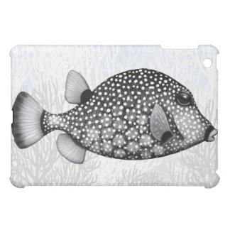 Caso liso del iPad del Trunkfish del arrecife de c