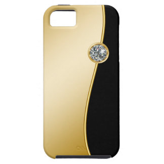 Caso liso del iPhone 5s Bling iPhone 5 Carcasa