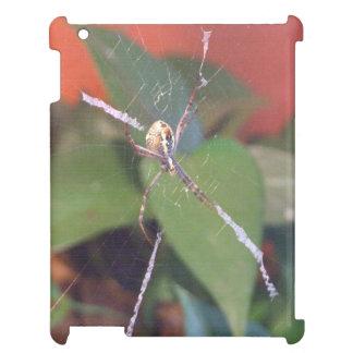Caso listo del iPad del caso de la araña del orbe