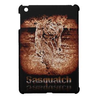 caso listo del ipad del sasquatch mini