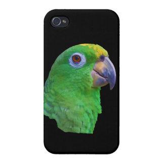 Caso listo del iPhone 4 de la caja verde del loro iPhone 4 Protector