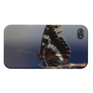 Caso listo del iPhone 4 mágicos de Wildlfe del ins iPhone 4/4S Carcasa