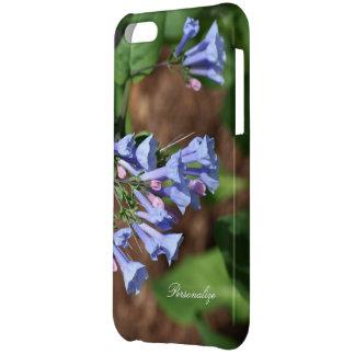 Caso listo del iPhone 5 - Bluebells