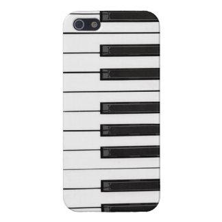 Caso listo del iPhone 5 de las llaves de teclado d iPhone 5 Cárcasas