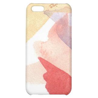 Caso listo del iPhone 5 - la acuarela mancha #1