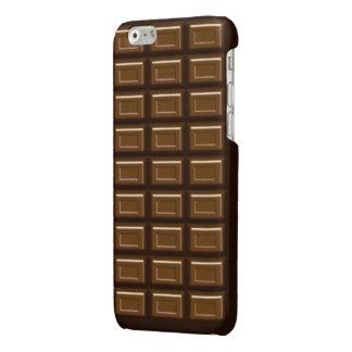 Caso listo del iPhone 6 de la barra de chocolate