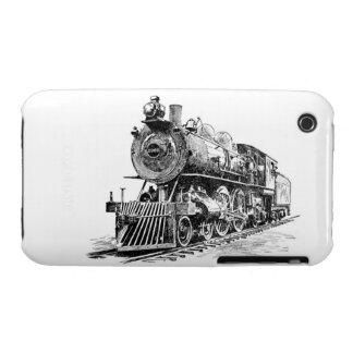 Caso locomotor Case-Mate iPhone 3 protectores