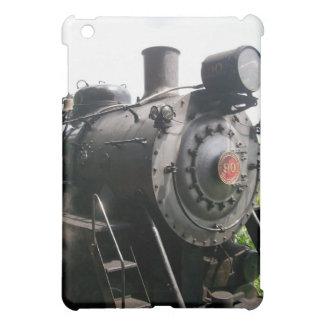 Caso locomotor del iPad del tren de ferrocarril de