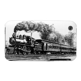 Caso locomotor iPhone 3 carcasas