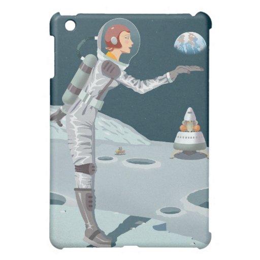 Caso lunar del iPad de las aventuras