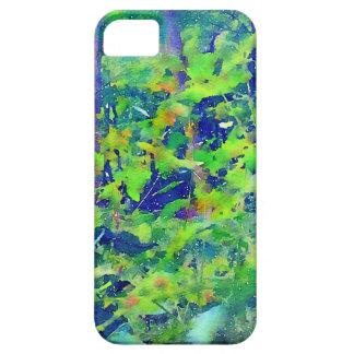 Caso mágico de Iphone del bosque iPhone 5 Case-Mate Coberturas
