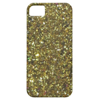 Caso magnífico del iPhone 5 del brillo del oro de iPhone 5 Carcasa