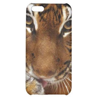 Caso malayo del iPhone 4 del tigre #1