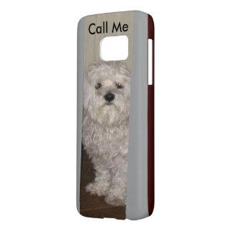 Caso maltés 4 cualquier persona del iPhone S7 en Fundas Samsung Galaxy S7