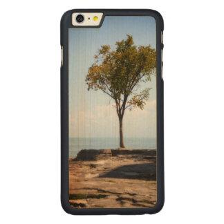 Caso más Carved® del iPhone 6 delgados de madera Funda De Arce Carved® Para iPhone 6 Plus Slim