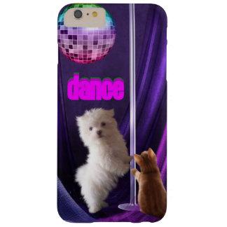 Caso más de IPhone 6 los bailarines Funda De iPhone 6 Plus Barely There