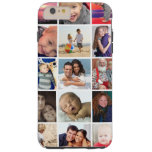 caso más del collage de la foto de Instagram del Funda De iPhone 6 Plus Tough