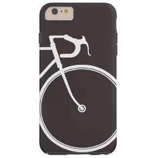 Caso más del iPhone 6 abstractos de la bicicleta Funda Para iPhone 6 Plus Tough