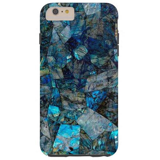 Caso más del iPhone 6 artsy de las gemas del Funda De iPhone 6 Plus Tough