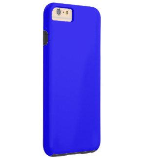 Caso más del iPhone 6 azules de lujo