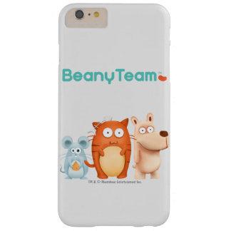 caso más del iPhone 6: BeanyTeam™ - gato y ratón y Funda Para iPhone 6 Plus Barely There