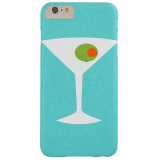 Caso más del iPhone 6 clásicos de Martini de la Funda Barely There iPhone 6 Plus