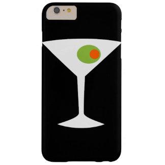 Caso más del iPhone 6 clásicos de Martini de la Funda De iPhone 6 Plus Barely There