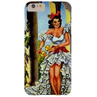 Caso más del iPhone 6 cubanos del viaje del Funda De iPhone 6 Plus Barely There