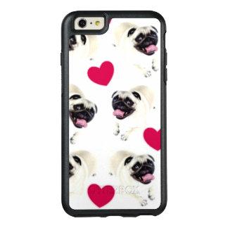 Caso más del iPhone 6 de Apple de amor del barro Funda Otterbox Para iPhone 6/6s Plus