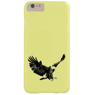 Caso más del iPhone 6 de Eagle del aterrizaje Funda De iPhone 6 Plus Barely There