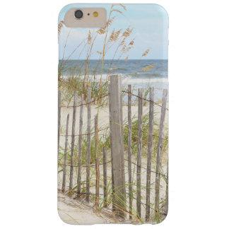 Caso más del iPhone 6 de la cerca de la playa Funda Barely There iPhone 6 Plus