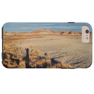 Caso más del iPhone 6 de la onda del desierto del Funda De iPhone 6 Plus Tough