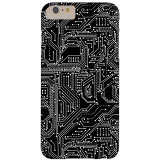 Caso más del iPhone 6 de la placa de circuito del Funda Para iPhone 6 Plus Barely There