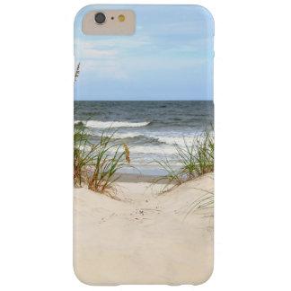 Caso más del iPhone 6 de la playa Funda Para iPhone 6 Plus Barely There