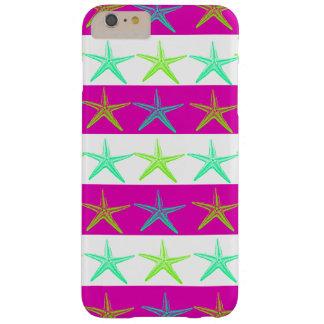 Caso más del iPhone 6 de las estrellas de mar de Funda De iPhone 6 Plus Barely There