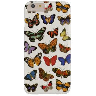 Caso más del iPhone 6 de las mariposas Funda De iPhone 6 Plus Barely There