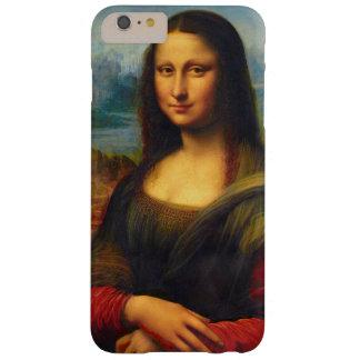 Caso más del iPhone 6 de Mona Lisa Funda De iPhone 6 Plus Barely There